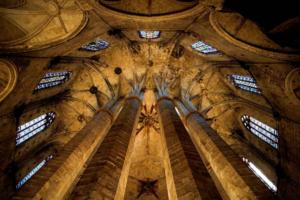 absis catedral del mar