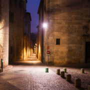 Ghost Route of Barcelona