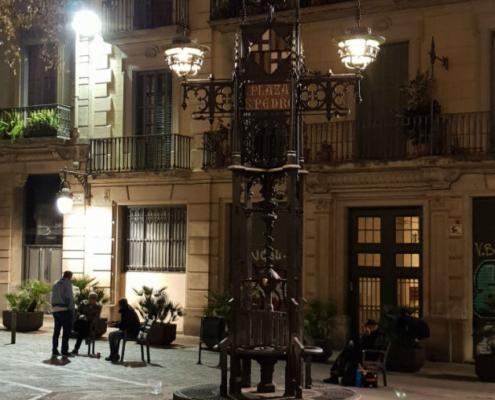 Tour Visita Ruta Fantasmas de Barcelona